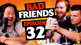 Happy Birthday, Sleepy Bobo ft. Chris Distefano | Ep 32 | Bad Friends
