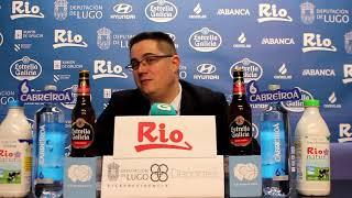 Video Diego Epifanio RP post Leche Río Breogán Melilla Baloncesto