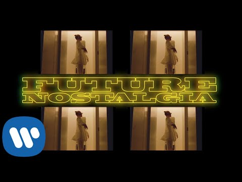 Dua Lipa - Future Nostalgia (Official Lyric Video)