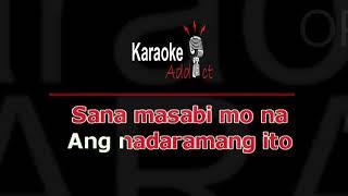 DAHIL IKAW - TRUE FAITH (OPM Karaoke)