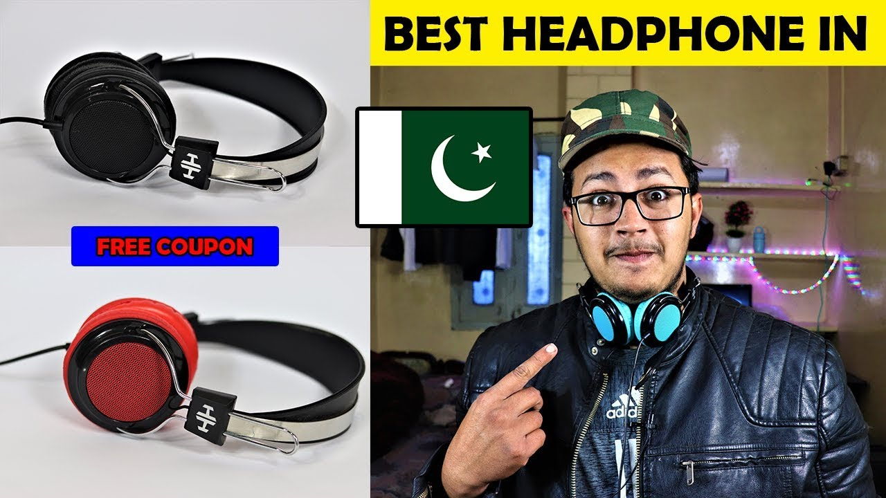 Best Headphones In Best Price Now In Pakistan Youtube
