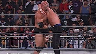 WWE Network: Goldberg vs. Diamond Dallas Page – WCW World Heavyweight Titel Match: Halloween Havoc
