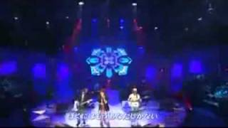 Toma sings the song in the live show.