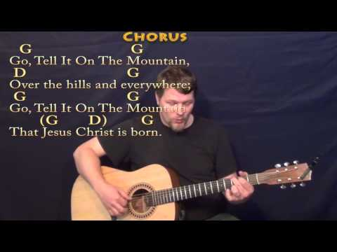 Go Tell It On The Mountain (Guitar Lesson) - JamPlay.com