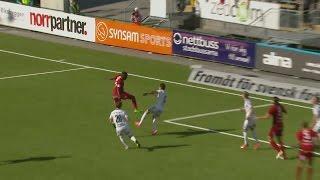 Höjdpunkter: Östersunds drömstart gav tre poäng mot Kalmar FF - TV4 Sport
