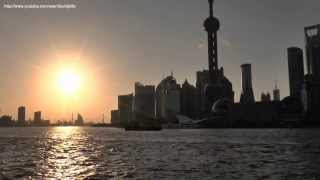 Shanghai Dawn - A City Awakes