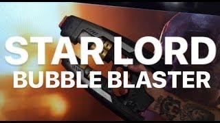 Star Lord Bubble Blaster