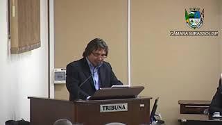 11ª Sessão Ordinária - Vereador Beto Feres