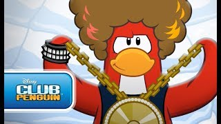 Puffle Party (Gotta Have a Wingman) - Official Music Video - Disney Club Penguin