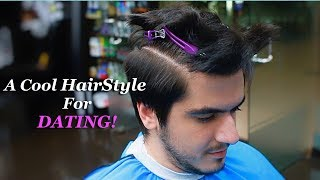 Haircut Transformation Tutorial - My Hair & Best hairstyle for men 2018 - Mens hair Episode 15