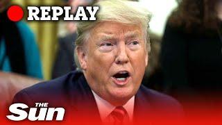 President Trump declares a national emergency over coronavirus outbreak - REPLAY