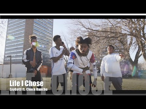 ZayGotti ft. Chuck Huncho - Life I Chose (Music Video)