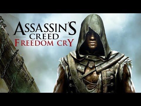 Assassin's Creed: Freedom Cry All Cutscenes (Game Movie) 1080p HD