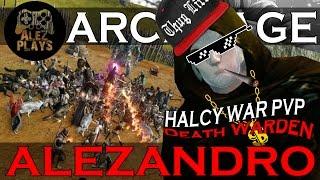WTF ArcheAge! - Death Warden (Halcyona War)