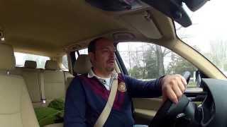 Prueba BMW X3 sDrive18d