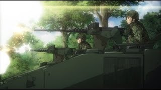 JAPANESE  SELF DEFENSE FORCE vs MEDIEVAL ARMY ! (GATE ゲート自衛隊彼の地にて、斯く戦えり) thumbnail