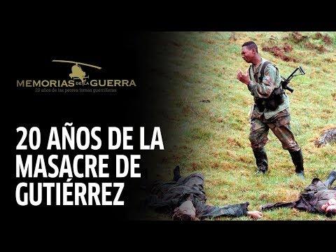 Muerte de 38 soldados, una de las peores masacres de las Farc  | EL TIEMPO