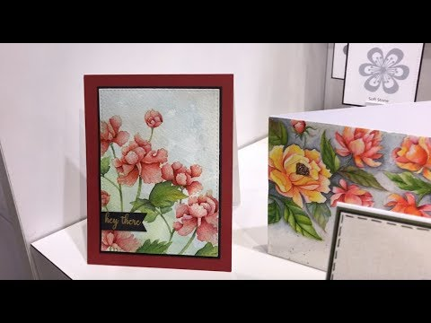 Gina K Designs - New Stamps and Inks - Creativation 2019