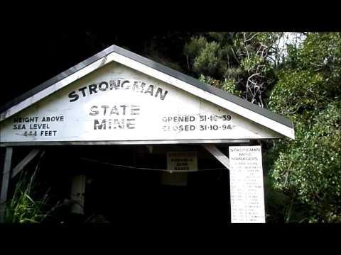 strongman coal mine