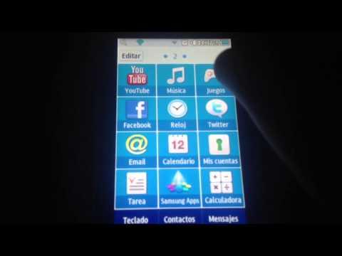 2 Pack de Juegos Para Samsung Star II Gts5260