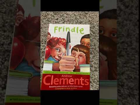 Frindle chapter 1 By: Andrew Clements