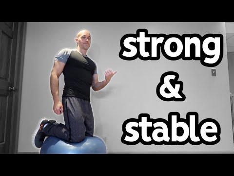 Top 10 Stability Ball Exercises For A Strong & Stable Core