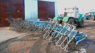 15-Д.(2С.).Мелочевка в ремонте Т-150К и культиватора КПС-8.