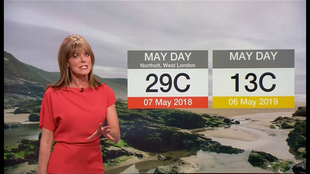 Weather Events 2019 - May Day Bank Holiday record again? (UK) - BBC News - May 2019 - YouTube