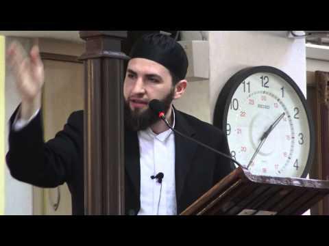 Ustadh Majed Mahmoud  |  Friday Khutbah at Universiti Teknologi Malaysia
