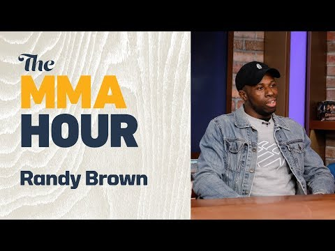 Randy Brown Recounts Journey from Jamaica to UFC 217 Win Over Mickey Gall