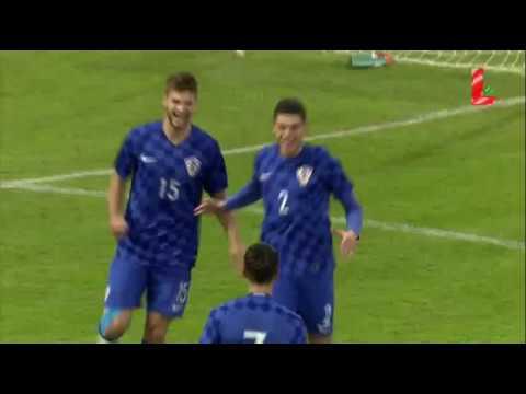 U21 Croatia 5 - 1 Czech Republic U21 (09.10.2017 // by LTV)