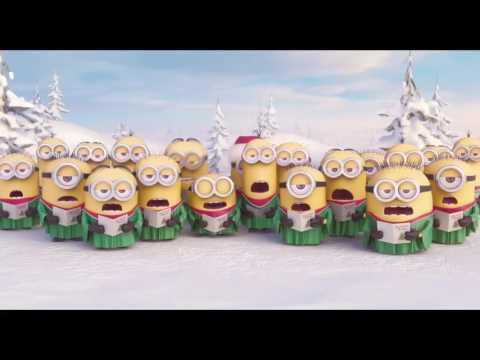 Minion lagu natal