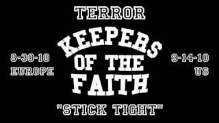TERROR - Stick Tight (NEW TRACK!)
