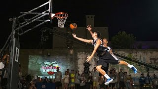 1v1 Streetball on Samasana Prison Yard - Red Bull King of the Rock Finals 2014