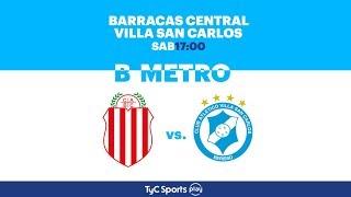 Barracas Central vs Villa San Carlos full match