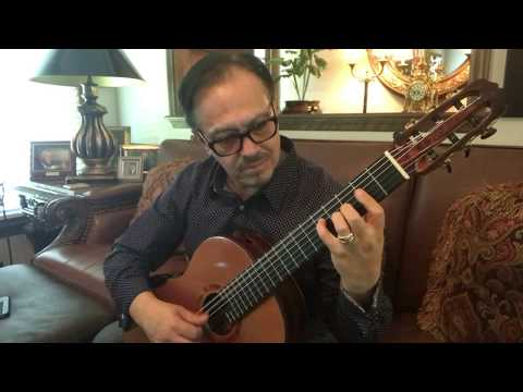 Savior, Like a Shepherd Lead Us  ( Rodrigo Rodriguez Guitar)