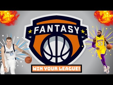 BEST PLAYERS TO DRAFT IN FANTASY BASKETBALL! | ESPN Fantasy Basketball 2019-2020