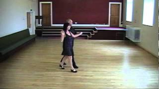 SILVERADO  ( Western Partner Dance )