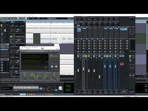 MAGIX: Samplitude X3 Overview and Use