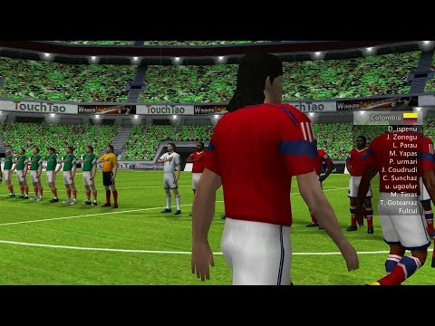 World Soccer League Android Gameplay