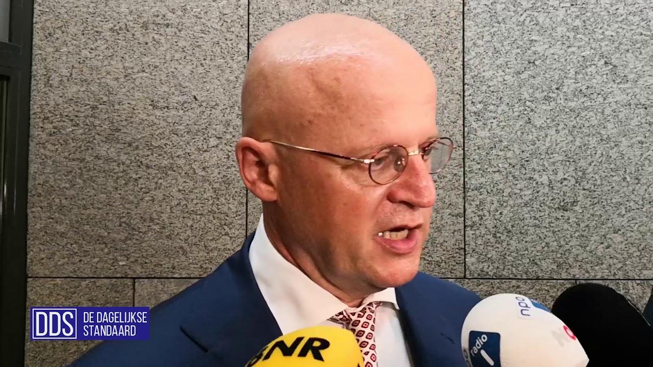 Minister Ferdinand Grapperhaus (CDA) Over Wegvallen 112