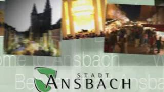 Stadt Ansbach Video