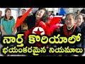 నార్త్ కొరియాలోని భయంకరమైన నియమాలు || Dangerous Rules of North Korea || T Talks