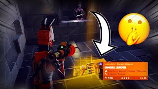 NEVER Go AFK While Trading A FIRE Snowball Launcher! In Fortnite Save The World