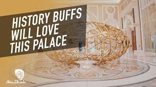 Discover the rich legacy of Qasr Al Watan | Visit Abu Dhabi