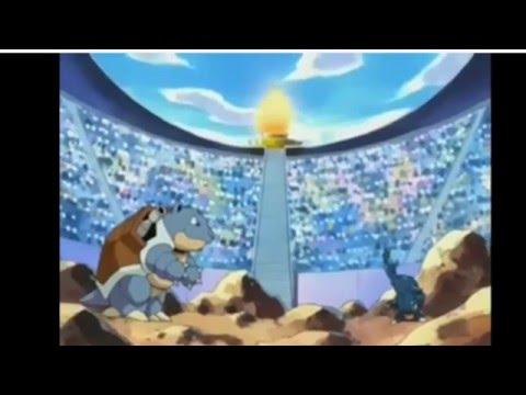 Ash Vs Gary Pokemon Full Battle - Combate Completo