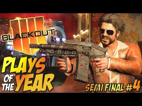 Call of Duty: Black Ops 4 - BLACKOUT Plays Of The Year #4 (BO4 BEST Blackout Moments) thumbnail