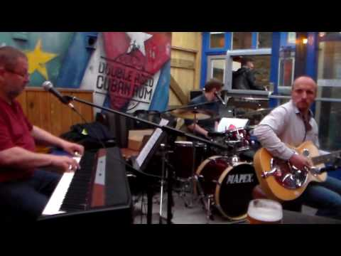 riders On The Storm - Alex & Max Blume feat. Markus Böttner - Blue Note Galway / July 2016
