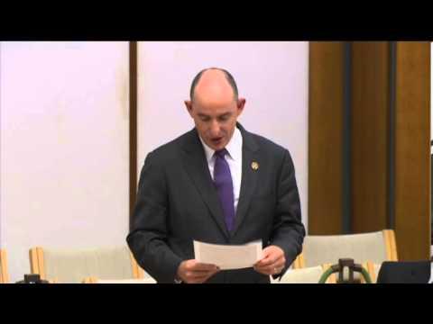 Federal Circuit Court of Australia Legislation Amendment Bill 2012 - Second Reading - 9 October 2012