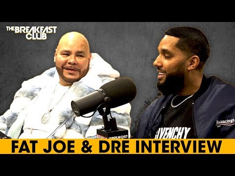 Fat Joe And Dre Talk Hip-Hop History, Leaving NY For Miami, Acting + More